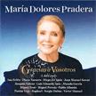 """María Dolores Pradera - """"Gracias a vosotros"""" - Serrat, Sabina, Raphael, Manolo García, Pablo Alborán...(Sony music 2012)"""